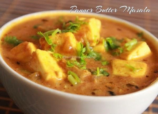 Panner butter masala 3
