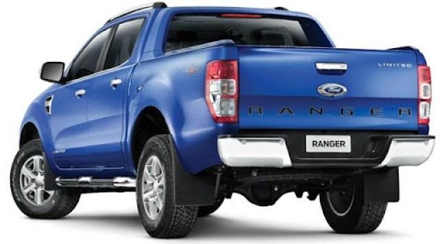 Nova Ford Ranger 2013 XL, XLS, XLT, Limited (10)