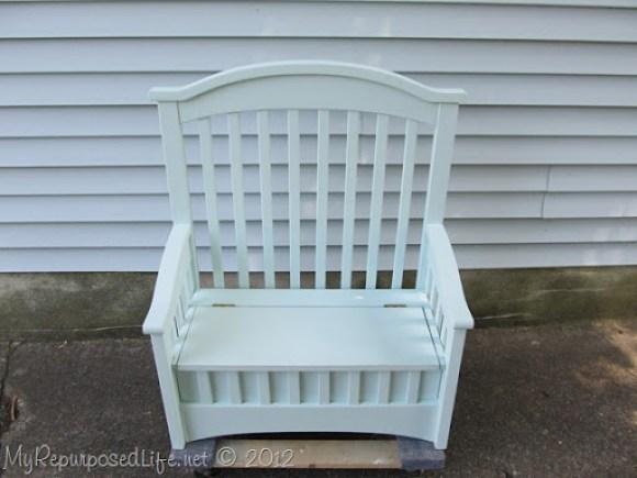 repurposed crib toybox bench (70)