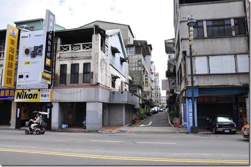 臺中市中區再發展研究及推廣中心: 臺中市中區清代道路的歷史遺跡