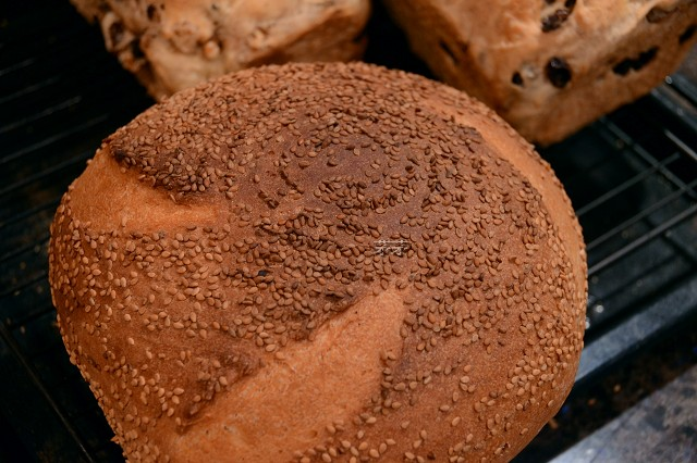 茅寶村: ★杜蘭小麥粉麵包 Semolina (durum) Bread, Jeffrey Hamelman