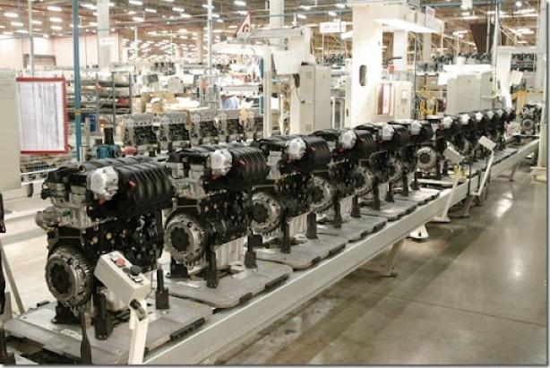 14_Linha de  motores