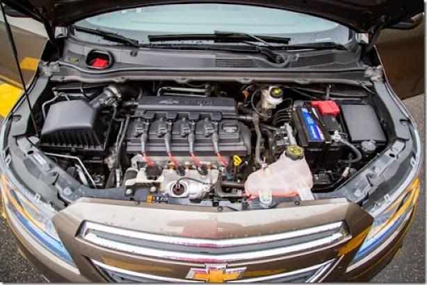 Chevrolet Prisma LTZ AT6 2014 (22)