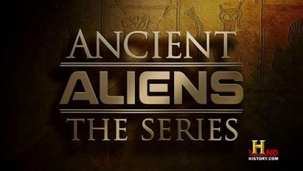 Ancient Aliens alienigenas do passado