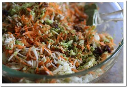 detox salad - blog