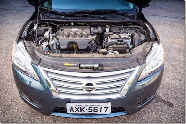 Nissan Sentra SL 2014 (23)