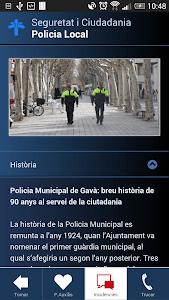 Citizen Security-Gava screenshot 2