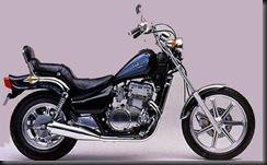 Kawasaki EN400 91