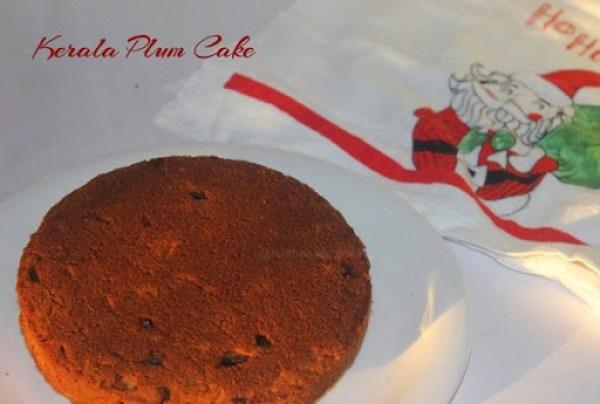 Kerala Plum Cake13