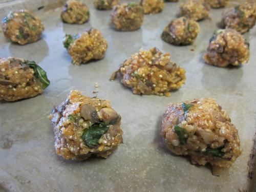 quinoa meatballs 061