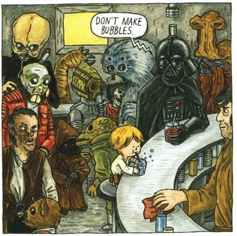 Darth Vader Good Father 3