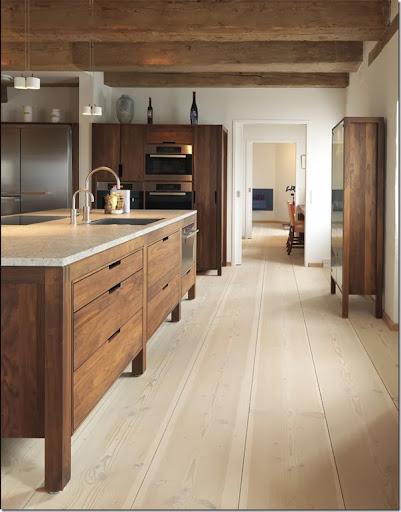 wenge wood kitchen cabinets track lighting [uso del colore] marrone - case e interni
