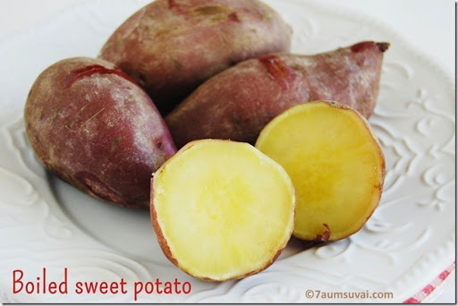 Kitchen Secrets How To Cook Sweet Potatoes 7aum Suvai