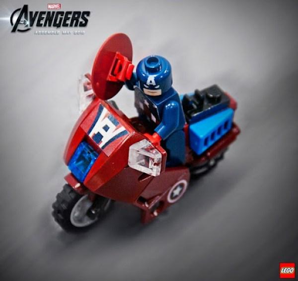 Avengers Lego 2