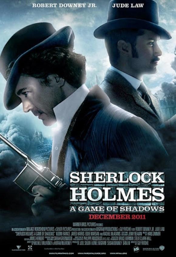 Sherlock Holmes Game of Shadows 1