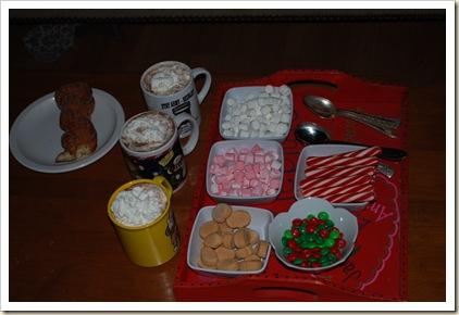 cocoa buffet