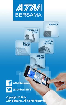 Atm Bersama Png : bersama, Bersama, (Official), 2.0.1, Finance, Application, APK4Now