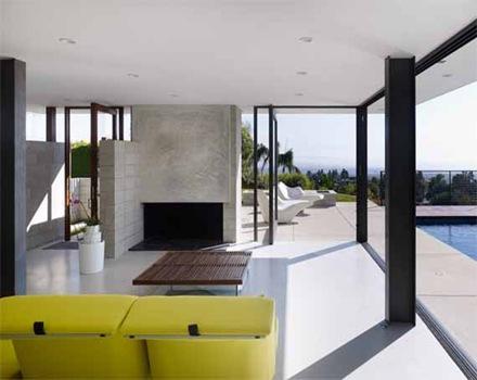 arquitectura-contemporanea-diseño-interior-Evans-House