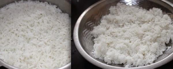 Prawn Fried Rice step2
