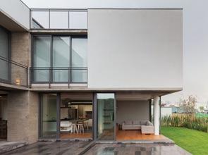 Fachadas-modernas-Casa-Valna