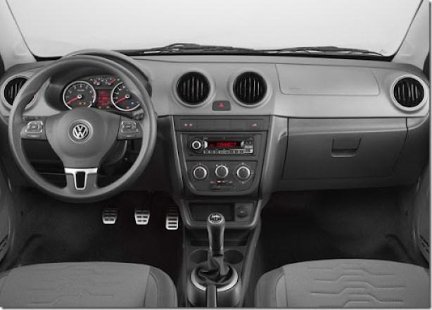Volkswagen Saveiro Cross 2013 (3)