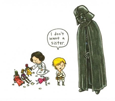 Darth Vader Good Father 9