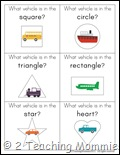 Tot Book- Transportation