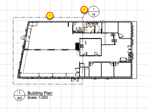 Architectural Drafting in VectorWorks: Referencing details