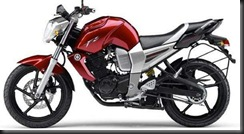 Yamaha FZ125 09