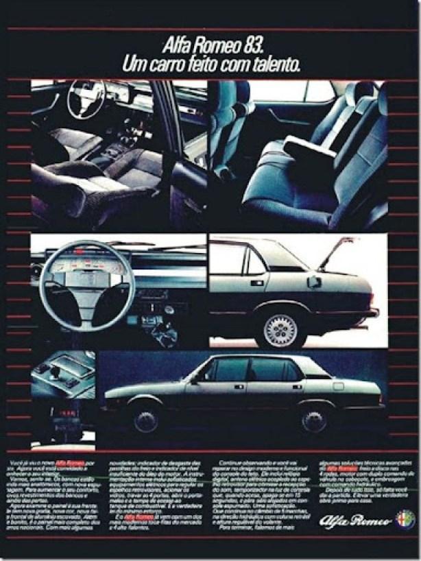 Alfa Romeo 1983 II