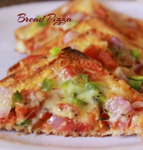 Bread Pizza1