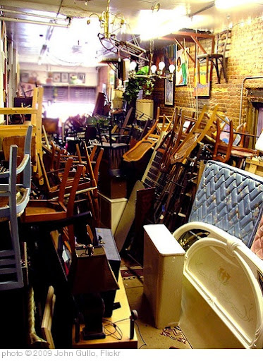 'Junk Shop, Astoria' photo (c) 2009, John Gullo - license: http://creativecommons.org/licenses/by/2.0/