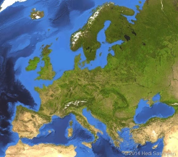 10 Negara Maju di Benua Eropa