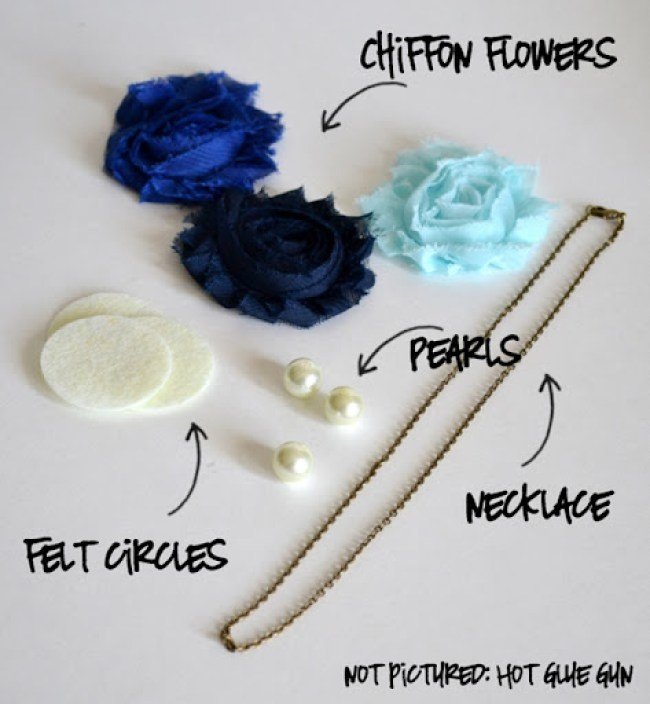 Ombre Bib Necklace Tutorial