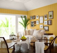 Living Room Paint Colors | Casual Cottage