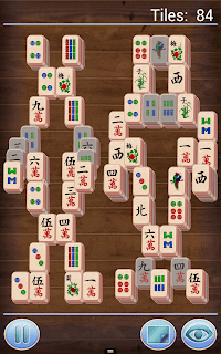 Mahjong 3 screenshot 04