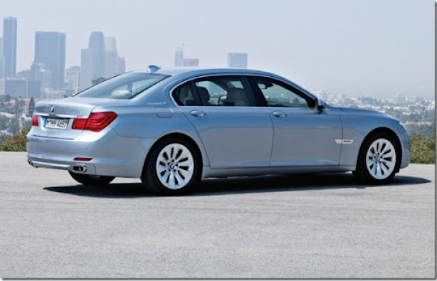 BMW Série 7 Activehybrid [2]