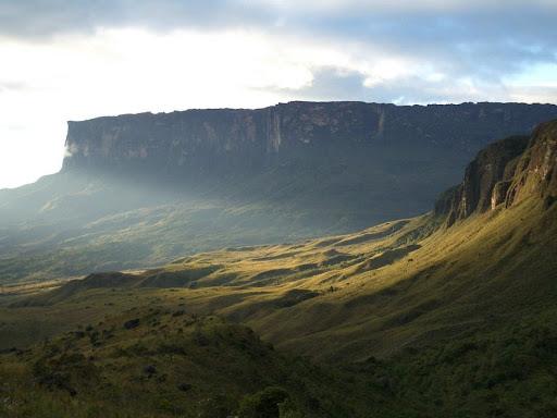 Angel Falls Venezuela Wallpaper Tabletop Mountains Or Tepuis Of Venezuela Amusing Planet