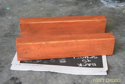 Halloween Wooden Shelf Sitters - Tutorial