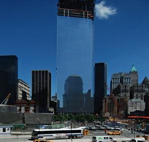 construccion 4 World Trade Center