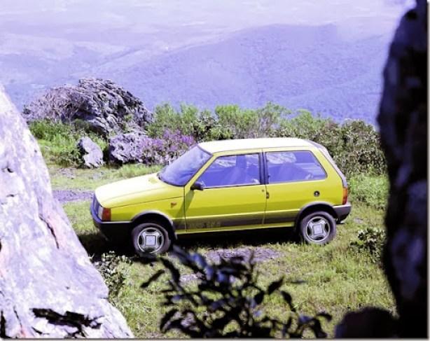 Fiat Uno 1.5R