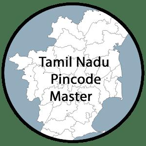 Tamil Nadu Pin Code Master