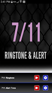 7/11 Ringtone and Alert screenshot 0