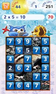 Multiplication Frenzy Free screenshot 1