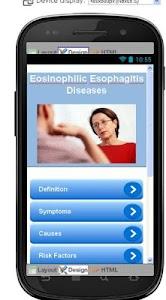 Eosinophilic Esophagitis screenshot 0