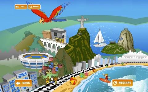 Rio Shape-Puzzle screenshot 20