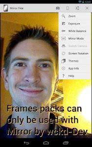 Mirror Classic Frame Pack 2 screenshot 2