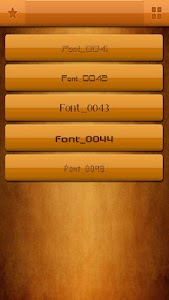 Free Fonts 3 screenshot 1