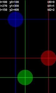 Multitouch Test screenshot 1