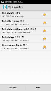 Radio Guatemala screenshot 17
